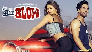 Hardy Sandhu: HORNN BLOW Lyrics Video | Jaani | B Praak | New Song  2016