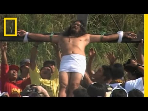 Man Crucified Every Year | National Geographic
