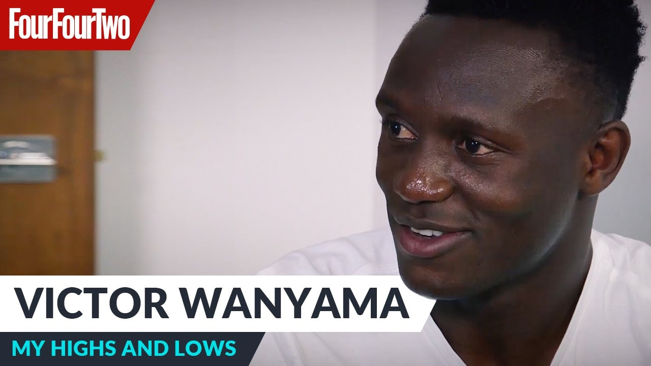 Victor Wanyama My Highs and Lows