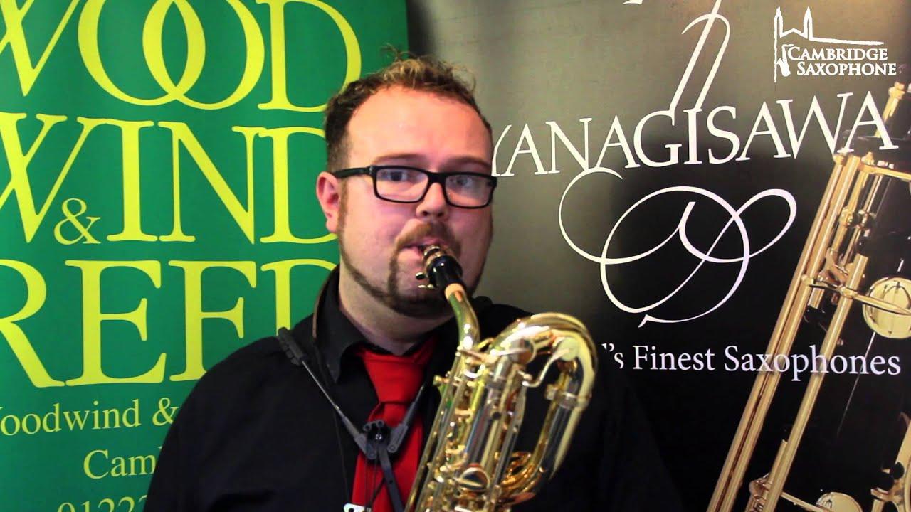Saxophon-Cams