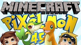 Minecraft Pixelmon (Pokemon Mod) #45 - Smoke a Bowl