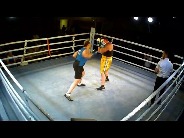 Gala Boxe 2018 Laurain Frédéric VS Fabrice Gasser & Narek Minassian VS Siarhei Afonin