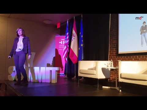 New York Summit 2017: Nuria Vilanova (Atrevia)
