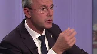Norbert Hofer zu den FPÖ-Forderungen rund um die Plege