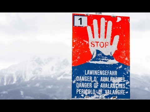 SCHNEECHAOS 2019: Drei Deutsche bei Lawinenabgang in Österreich getötet