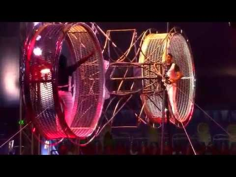 Universoul Circus Washington DC. 2016 HD