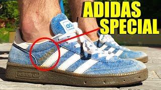 ADIDAS SPEZIAL. Обзор неубиваемых Adidas Spezial. / LIShop
