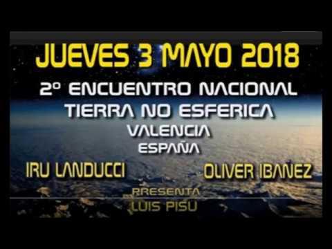 Tierra Plana -- Conferencia Valencia