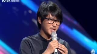 2014中国电影新力量推介盛典韩寒的演讲