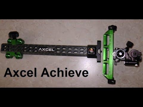 Axcel Achieve Target Archery Sight