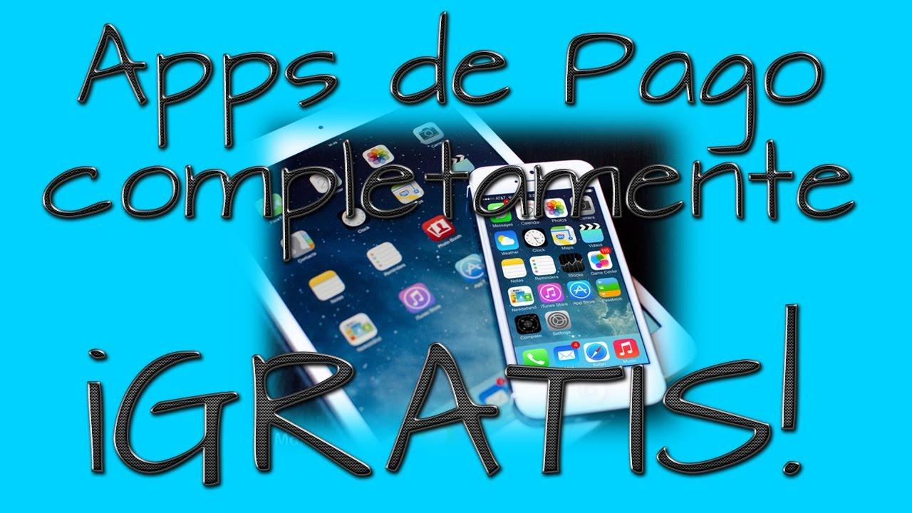 descargar apps de pago gratis iphone jailbreak
