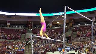 Kara Eaker - Uneven Bars - 2018 GK U.S. Classic - Senior Competition
