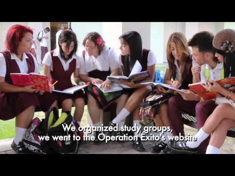 Operation Exito: Success Story - Natividad Rodríguez González High School
