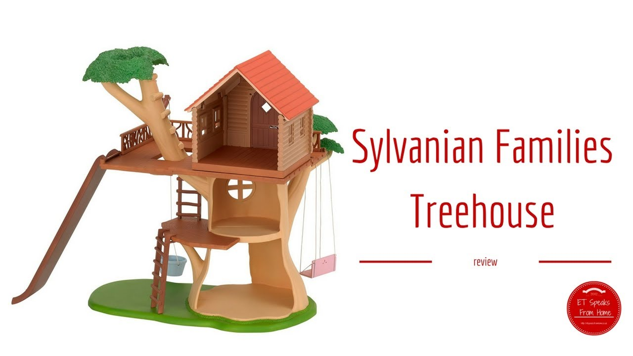 Perfect Holiday Sylvanian Families - Sylvanian families treehouse review
