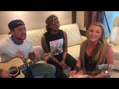 Keith Whitley - When You Say Nothing At All (Karen Waldrup Cover ft. Love and Theft)