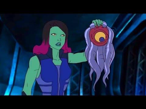 Стражи галактики: Новая миссия - мультфильм Marvel – серия 4 сезон 3