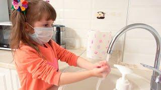 Pentingnya mencuci tangan cerita terbaik untuk anak-anak tentang mikroba