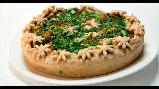 Пирог с индейкой и брокколи | Теле-теле-тесто