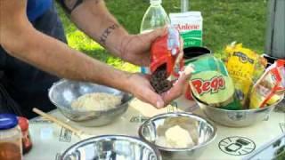 Cooking Recipe - Camp Scones!