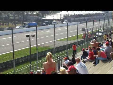 Formula 1 Gran Premio Santander d'Italia 2012 - Free Practice 3 - Tribuna Piscina