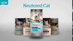 Burgess - Neutered Cat Food