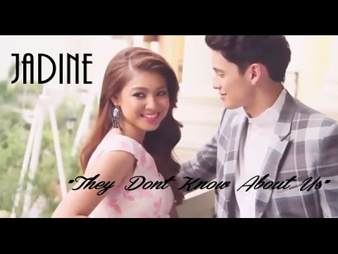 The Story Behind James Reid and Nadine Lustre (JaDine) - They Don't Know About Us