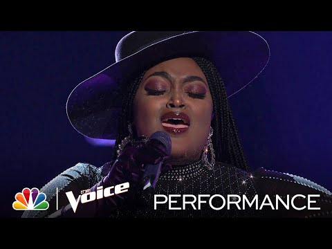 """Desz and Kelly Clarkson's Duet of Chaka Khan's """"I'm Every Woman"""" - The Voice Live Finale Part 2 2020"""