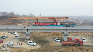 GLOBALink | Upgraded express railway line in NE China to start operation