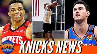 Knicks Want Russell Westbrook?! | Devin Vassell's New Jumper Breaks The Internet | FA Predictions