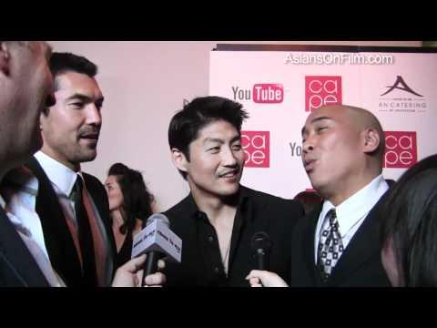 Ian Anthony Dale, Brian Tee & Ron Yuan : CAPE 20th Anniversary Gala