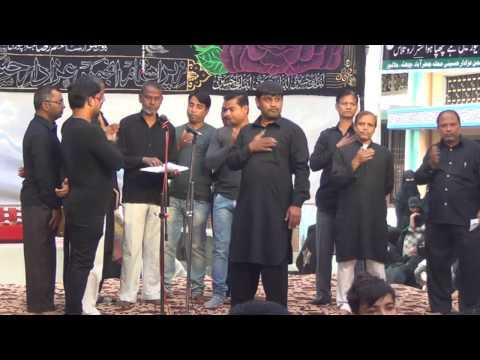 Zainab Wo Sajjad Ke Khutbon Ka Hamlah Dekhna | Abbasia Jafrabad | 18 Safar Jafrabad Jalalpur 2016