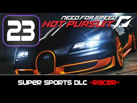 NFS Hot Pursuit (2010) [XB360][1080p] - Part #23 - Super Sports DLC -Racer-