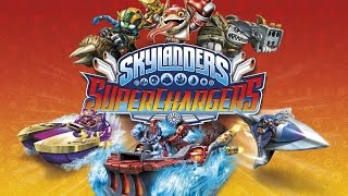 Skylanders : SUPERCHARGERS ADVENTURE with Little Lizard!