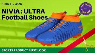 Nivia football shoes : NIVIA ultra
