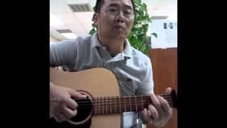 Thực tập đệm Guitar cách điệu Ballade với bài : Đêm Gành Hào Nghe Điệu Hoài Lang