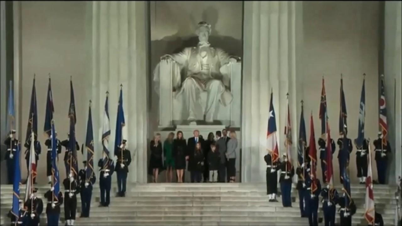 The Battle Hymn Of The Republic - Trump's Pre-Inauguration Jan 19th 2017