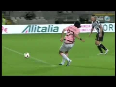 Juventus 1-3 Palermo Calcio Serie A Tim Highlights Ampia Sintesi Sky