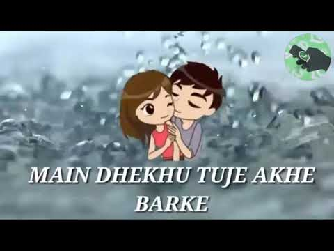 Kabhi Jo Badal Barse❤| Female Love Whatsapp Status❤| New Love Whatsapp Status For Female❤