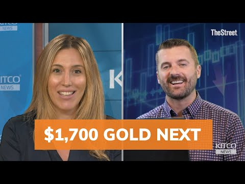 Gold price momentum could push to $1,700