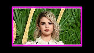 Selena Gomez et Justin Bieber en break, elle voudrait absolument se concentrer sur son bien-être