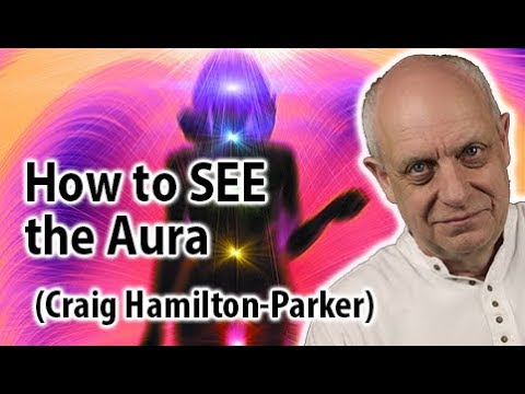 NEW! How to See the Aura in 6 Simple Steps | See it with the Naked Eye!