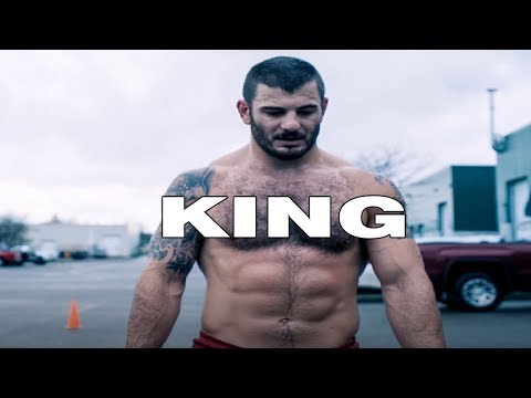 KING WORKOUT - DON'T LIMIT YOURSELF - CROSSFIT MOTIVATION 2017