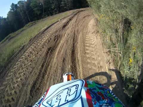 2008 KTM 250sx GoPro