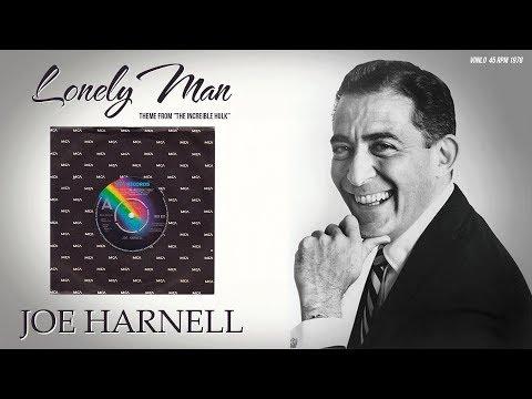 Lonely man / Hombre solitario - Joe Harnell / Sonido vinilo 45 rpm / Audio remasterizado (1978)