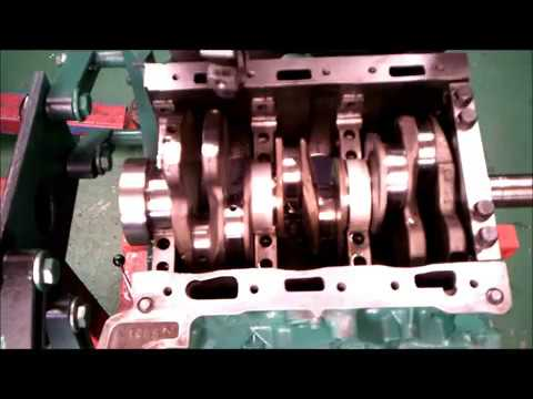 Land Rover Discovery 3 2 7 Tdv6 Engine Overhaul Part 1