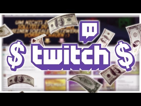 6 Schritte um mit Twitch Geld zu verdienen