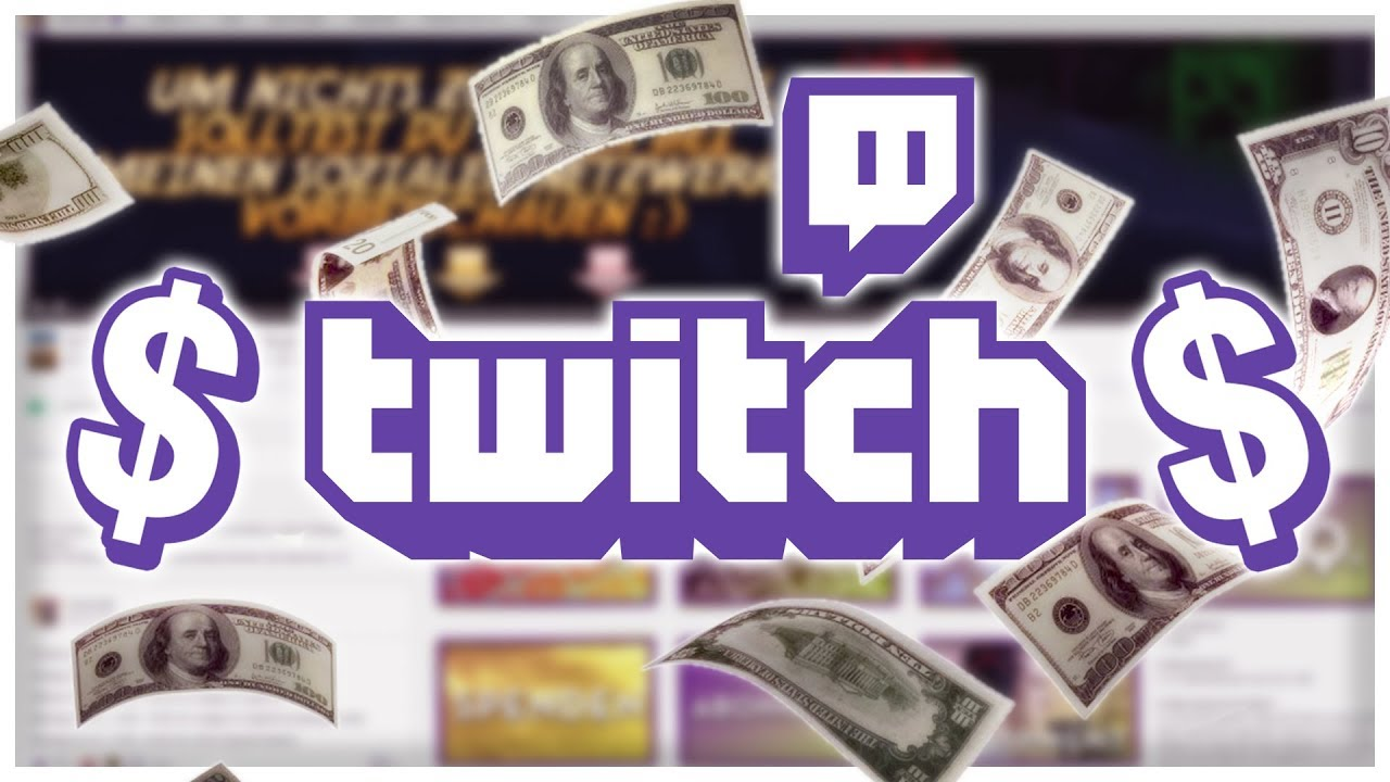 Geld Mit Twitch Verdienen