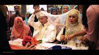 Gambar cover Akad nikah paling sedih, jangan nangis yaa | Nikon | video sedih | Guntur wibowo Canon