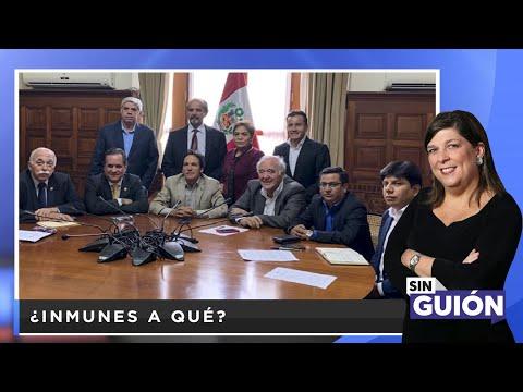 ¿Inmunes a qué? - SIN GUION con Rosa María Palacios