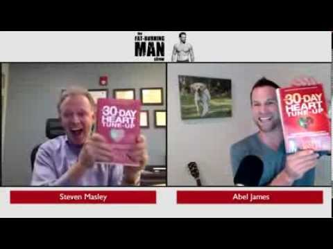 Dr. Steven Masley: 30 Day Heart Tune-Up, How to Increase Brain Speed, and Treating ED Without Drugs